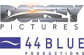 Dorsey Pictures, 44Blue Productions (logo)